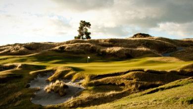 ニュージーランド ゴルフ場 キンロック 6