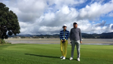 ニュージーランド ゴルフ 旅 感想 コメント 082