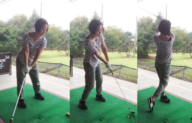 ニュージーランド ゴルフレッスン 感想 コメント 09