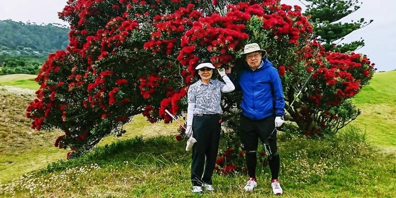 ニュージーランド 日帰りゴルフ