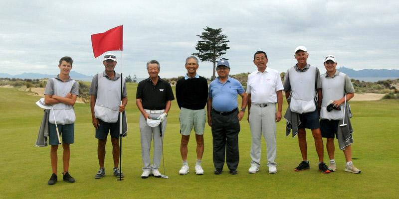 ニュージーランド オーダーメイドゴルフ旅行