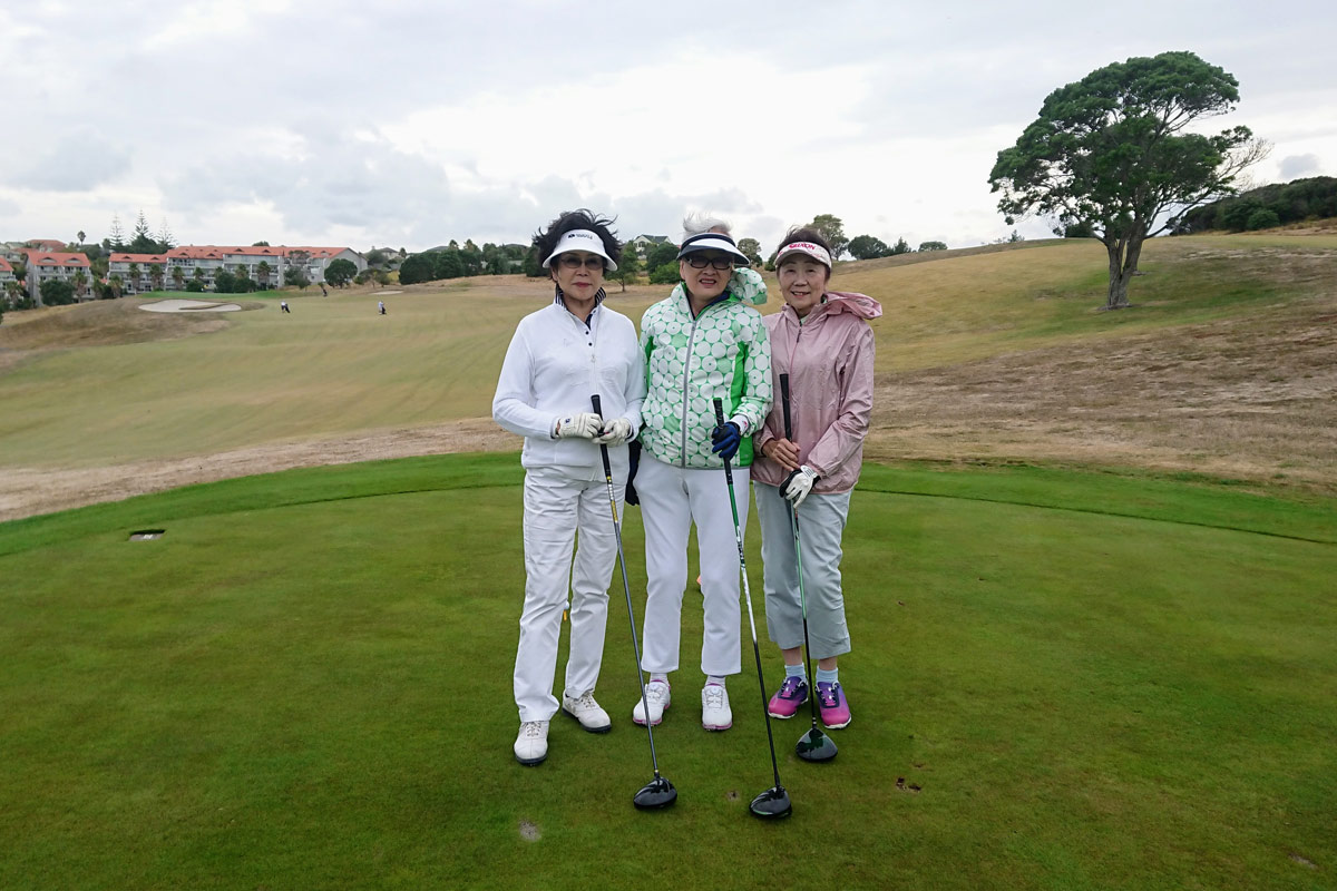 ニュージーランド ゴルフ 旅 感想 コメント 116