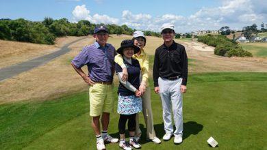 ニュージーランド ゴルフ 旅 感想 コメント 117