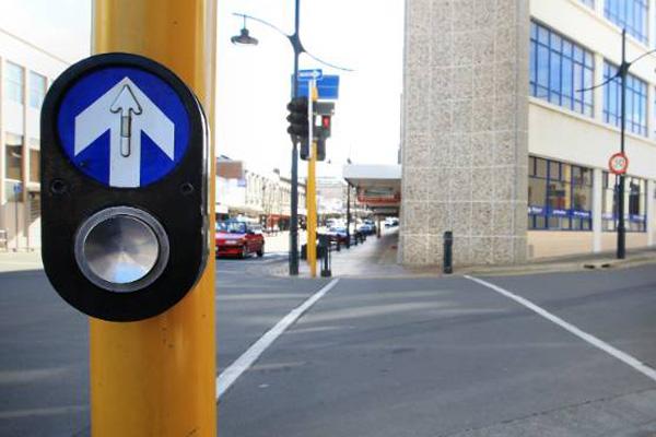 ニュージーランド 基本情報 横断歩道