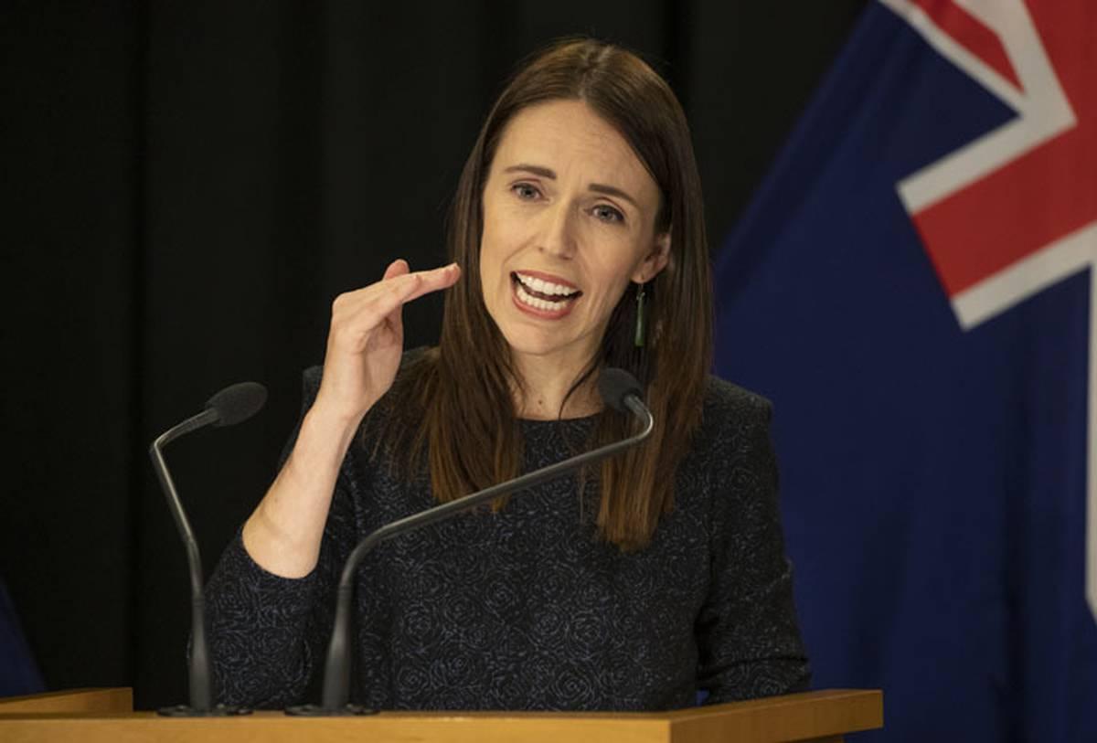 ニュージーランド 新型コロナウイルス アーダーン首相