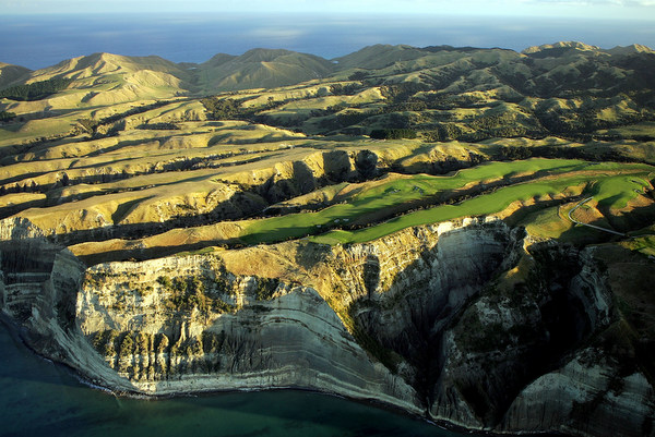 ニュージーランド ケープキッドナパーズ ゴルフコース(ゴルフ場)