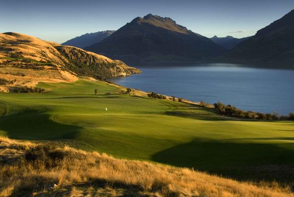 ニュージーランド ジャックスポイント ゴルフコース(ゴルフ場)