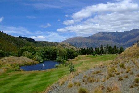 ニュージーランド アロータウン ゴルフコース(ゴルフ場)