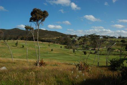 ニュージーランド カーリントン ゴルフコース(ゴルフ場)